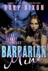 Barbarian Mine: A SciFi Alien Romance (Ice Planet Barbarians Book 4) - Ruby Dixon