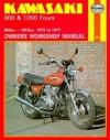 Hayn-Kawasaki 900 and 1000 Four - P. Shoemark, Pete Shoemark, John Haynes
