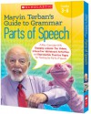 Marvin Terban's Guide to Grammar: Parts of Speech: A Mini-Curriculum With Engaging Lessons, Fun Videos, Interactive Whiteboard Activities, and Reproducible Practice Pages for Teaching the Parts of Speech - Marvin Terban