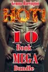 Hot ten book mega bundle box set: Hot! Hot! Hot! (Hot book bundles 1) - Gemma Harrington