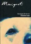 Kollane koer (Maigret #6) - Georges Simenon, Pille Kruus