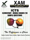 ICTS Elementary-Middle Grades 110 Sample Questions - Sharon Wynne