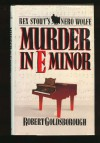 Murder in E Minor - Robert Goldsborough
