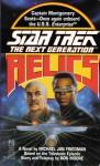 Relics (Star Trek: The Next Generation) - Michael Jan Friedman
