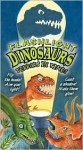 Flashlight Dinosaurs: Terrors in Time - Mark Shulman, Wendy Sleppin, John S. Dykes, Joe Bartos