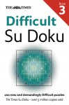 Times Difficult Su Doku Book 3 - Sudoku Syndication