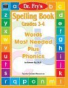 Spelling Book, Level 3 4 By Dr. Fry - Edward B. Fry