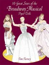 16 Great Stars of the Broadway Musical Paper Dolls - Tom Tierney