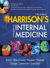 Harrison's Principles of Internal Medicine, 17th Edition (Harrison's Principles of Internal Medicine (Single Vol.)) - Anthony S. Fauci, Eugene Braunwald, Dennis L. Kasper, Stephen L. Hauser, Dan L. Longo, J. Larry Jameson, Joseph Loscalzo