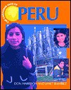 The Changing Face of Peru (Changing Face of...) - Don Harrison, Jenny Matthews, Janet Ramirez