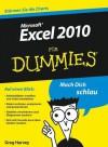 Excel 2010 für Dummies (German Edition) - Greg Harvey, Martina Hesse-Hujber, Sabine Lambrich