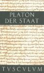 Der Staat / Politeia - Plato, Platón, Thomas Szlezak, Rudiger Rufener