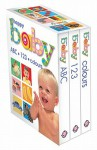 Soft to Touch: 3 Pack: Soft to Touch: ABC, Soft to Touch: 123, Soft to Touch: Colors - Roger Priddy