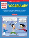 No Boring Practice, Please! Vocabulary: Reproducible Practice Pages PLUS Easy-to-Score Quizzes That Boost Kids' Word Power and Comprehension - Harold Jarnicki