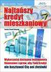 Najtańszy kredyt mieszkaniowy - ebook - Tomasz Paweł Zalewski