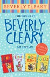 The World of Beverly Cleary Collection: Henry Huggins, Ramona the Pest, The Mouse and the Motorcycle, Socks - Beverly Cleary, Jacqueline Rogers
