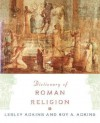Dictionary of Roman Religion - Lesley Adkins, Roy A. Adkins