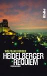 Heidelberger Requiem: Kriminalroman (Alexander Gerlach-Reihe) (German Edition) - Wolfgang Burger