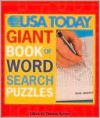 USA Today Giant Book of Word Search Puzzles - Theresa Byrnes