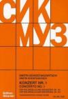 Concerto No. 1 for Cello and Orchestra, Op. 107: Study Score - Dmitri Shostakovich