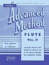 Rubank Advanced Method: Flute, Vol. II - William Gowe