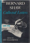 Collected Letters, Vol. 2 - George Bernard Shaw, Dan H. Laurence