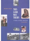 This Land Was Theirs: A Study of Native Americans - Wendell H. Oswalt