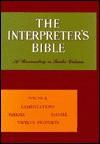 The Interpreter's Bible, Vol. 6: Lamentations, Ezekiel, Daniel, Twelve Prophets - George Arthur Buttrick