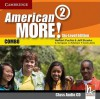 American More! Six-Level Edition Level 2 Class Audio CD - Herbert Puchta, Jeff Stranks, Günter Gerngross