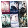 The Iron Fey Series Julie Kagawa Collection 6 Books Set (The Lost Traitor, The Lost Prince, The Iron Knight, The Iron King, The Iron Daughter, The Iron Queen) - Julie Kagawa