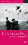 The Vietnam War - David L. Anderson