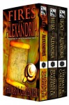 Alexandrian Saga (Books 1-3) - Thomas K. Carpenter