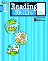 Reading Skills: Grade 1 (Flash Kids Harcourt Family Learning) - Flash Kids Editors, Flash Kids