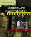 Careers in Explosives and Arson Investigation - Daniel E. Harmon