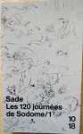 Les 120 Journées de Sodome, tome 1 - Marquis de Sade