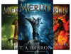 Merlin (12 Book Series) - T. A. Barron, August Hall