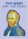 Van Gogh Art Tattoos (Dover Tattoos) - Vincent Van Gogh, Marty Noble