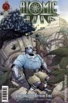 "Atomic Robo Shadow from Beyond Time #4 ""Oaxaca, Mexico, 1971. "" (Atomic Robo Shadow from Beyond Time, Volume 1) - Brian Clevinger, Scott Wegener"