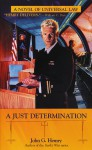 A Just Determination - John G. Hemry