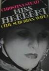 Miss Herbert - Christina Stead