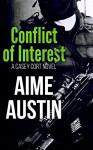 Conflict of Interest (A Casey Cort Novel Book 4) - Aime Austin, Sylvie Fox