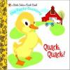 Quack, Quack! (Bath Book) - Melissa Lagonegro