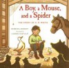 A Boy, a Mouse, and a Spider--The Story of E. B. White - Barbara Herkert, Lauren Castillo