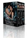 Trouble Boxed Set (New Adult Rock Star Romance): Rob and Sabrina's Story (Trouble Boxed Sets Book 1) - Emme Rollins