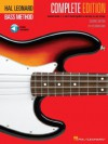 Hal Leonard Bass Method - Complete Edition: Books 1, 2 and 3 Together in One Easy-to-Use Volume! - Ed Friedland