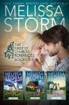 The First Street Church Romances: Books 1-3 - Melissa Storm