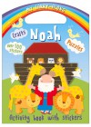 My Carry-Along Noah: Activity Book with Stickers - Jocelyn Miller, Cathy Hughes