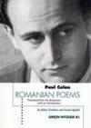Romanian Poems - Paul Celan, Julian Semilian, Sanda Agalidi