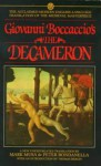 The Decameron - Giovanni Boccaccio, Thomas G. Bergin, Mark Musa, Peter Bondanella