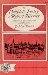 The Complete Poetry of Robert Herrick - Robert Herrick